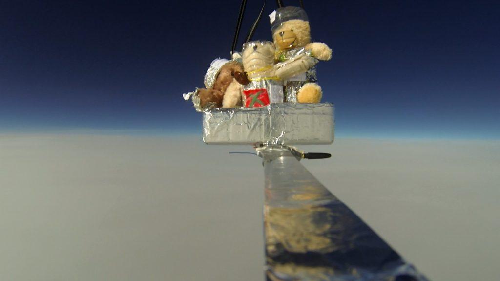 CUSF teddy launch