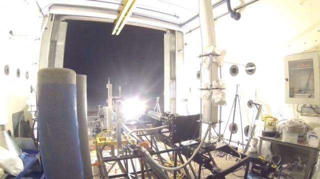 Pulsar hybrid rocket